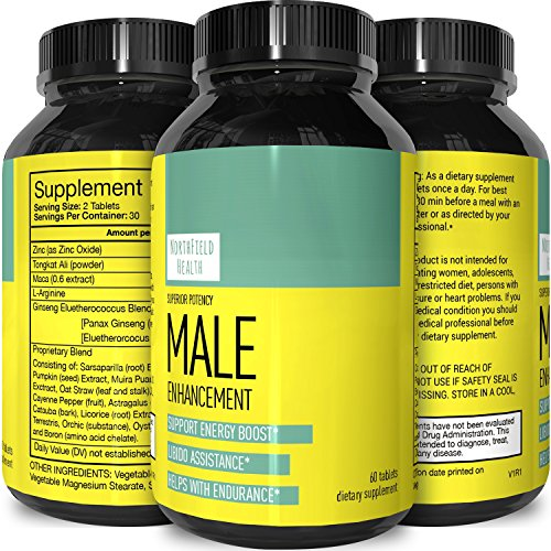 Enhancement Tablets Men Increase Stamina Tongkat Extract product image