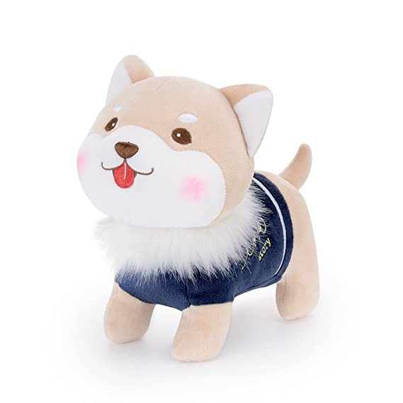 Longra Muñecas rellenas de Animales de Peluche Muñecas Lindas de Felpa Cute Puppy Collection Toys como