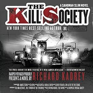 The Kill Society Audiobook
