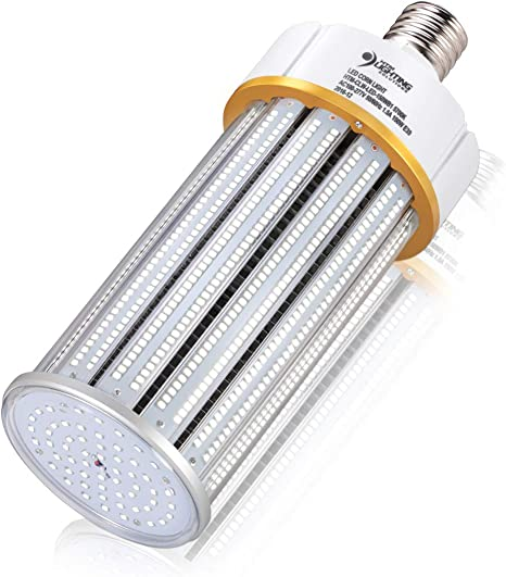 150w Led Corn Light Bulb 500 1000w Metal Halide Hps Replacement High Output Ul Listed Dlc Qualified Led Street Lighting Led High Bay Lighting 5700k Daylight White Amazon Com