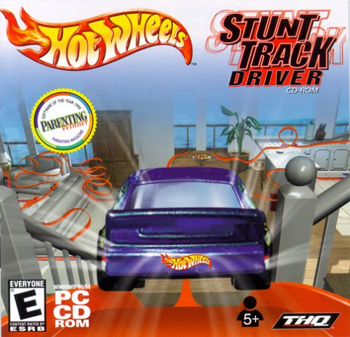 Hot Wheels Stunt Track Driver (Jewel Case) - PC