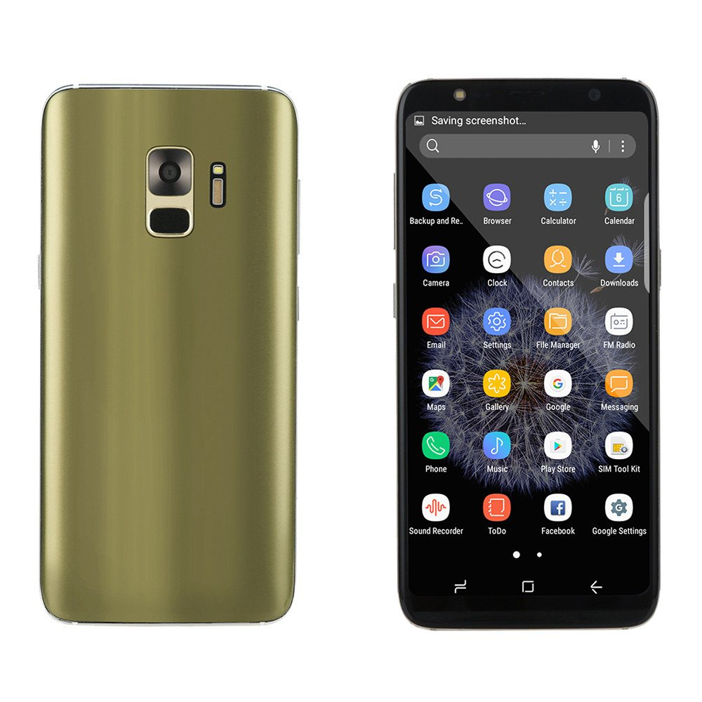 Unlocked Cell Phone, 5.8 inch Dual HD Camera Smart Phone Android 7.0 IPS Full Screen 1GB+8GB WiFi Bluetooth GPS 3G GSM/WCDMA Backup Call Mobile Phone