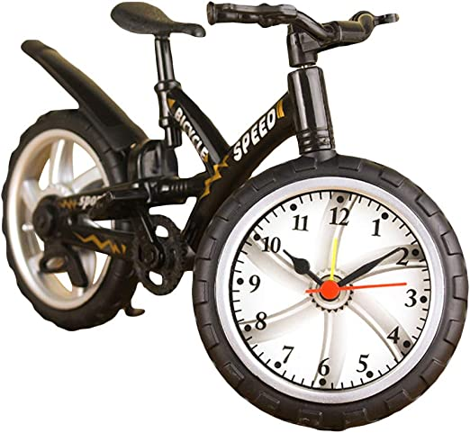 Lsgepavlion - Reloj Despertador con Forma de Bicicleta en ...
