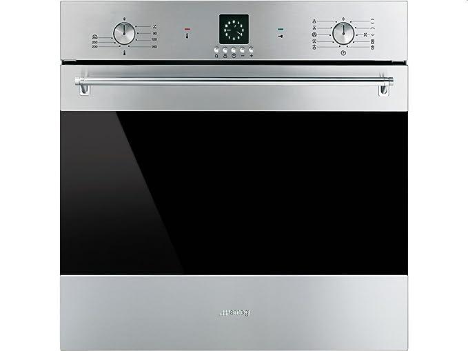 Smeg SF6399XP - Horno (Medio, Horno eléctrico, 79 L, 70 L, 50-250 ...