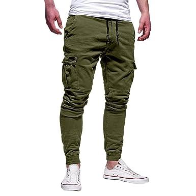 Pantalones De Chándal Deportivos Para Pantalones Hombres Para ...