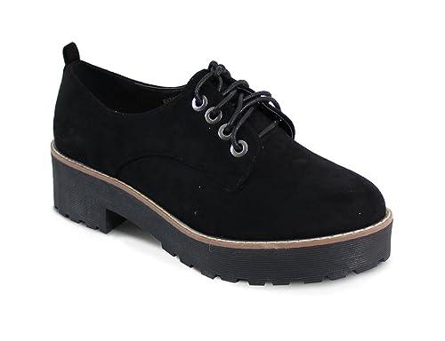 By Shoes - Zapatos de cordones para Mujer nNqjewJ2Is