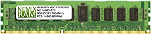 SNP25RV3G/8G A8475635 8GB for DELL PowerEdge R620 by Nemix Ram