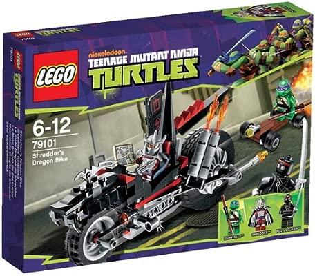 LEGO Teenage Mutant Ninja Turtles La Moto Dragón de ...