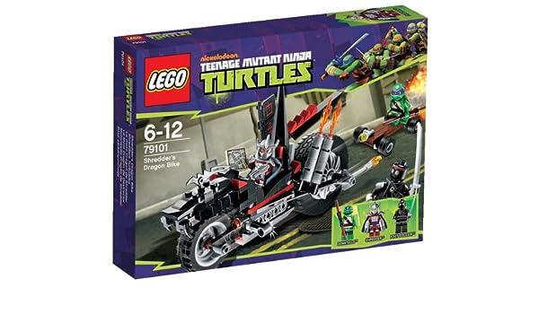 LEGO Tortugas Ninja Mutantes Adolescentes (TNMA) - La moto ...