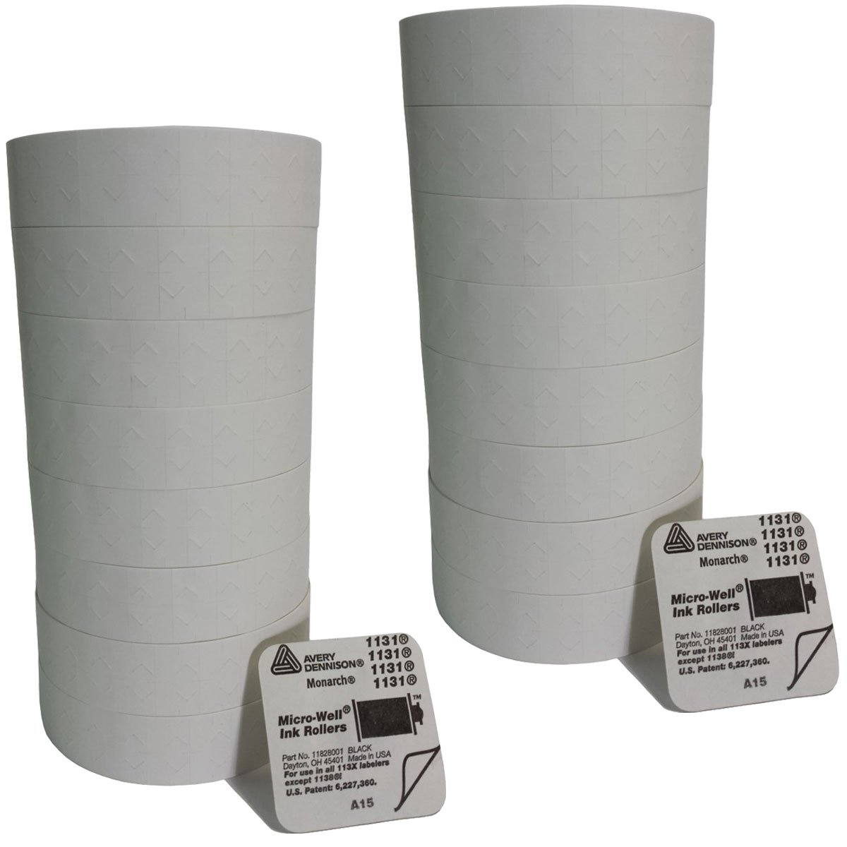 Monarch 1131 One-Line White Labels 32 Rolls