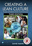 img - for Creating a Lean Culture: Tools to Sustain Lean Conversions, Third Edition book / textbook / text book