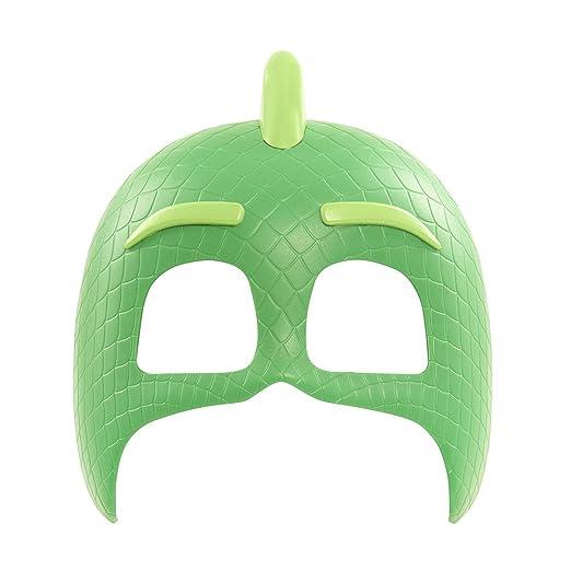 amazon com pj masks character mask gekko clothing