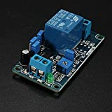 BephaMart 12V Power-ON Delay Relay Module Delay Circuit Module NE555 Chip Shipped and Sold by BephaMart