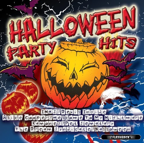 Halloween Party Hits by Various Artists (2008-08-26) -