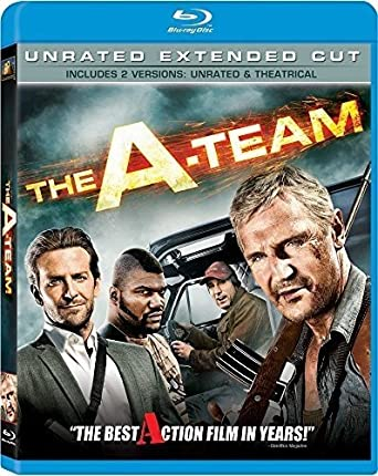 The A Team (2010) 720p HEVC Extended BluRay x265 ESubs ORG. [Dual Audio] [Hindi (Original) or English] [600MB]