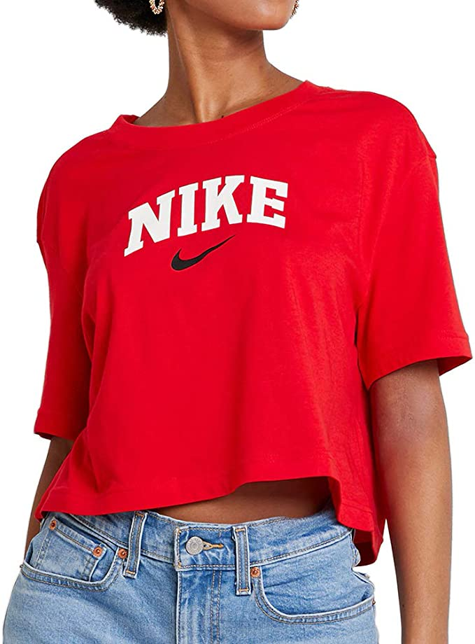 Nike Tailwind Top Short-Sleeve SD T-Shirt Donna