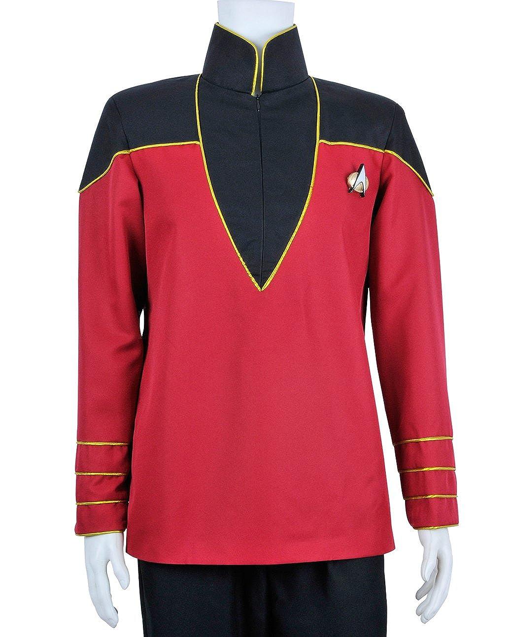 XOMO Star Trek Admiral Uniform Costume Jacket