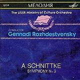 schnittke symphony 3 - Alfred Schnittke: Symphony #3