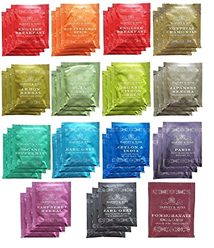 Packet Tea (Harney&Sons Variety Pack of 45)