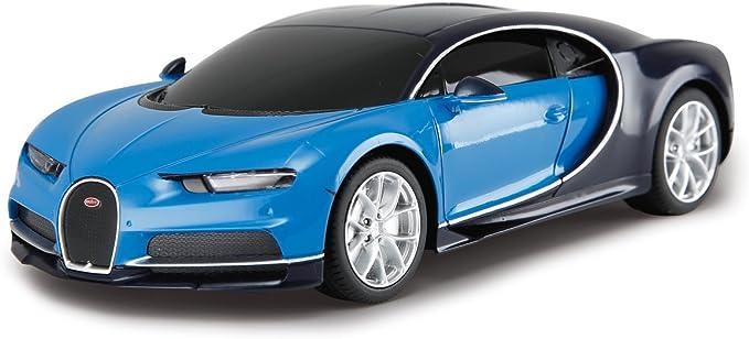 Bugatti Chiron 1:14 Color Azul Jamara 405135