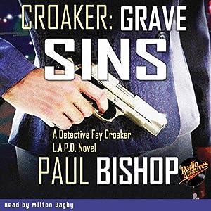 Croaker: Grave Sins Audiobook