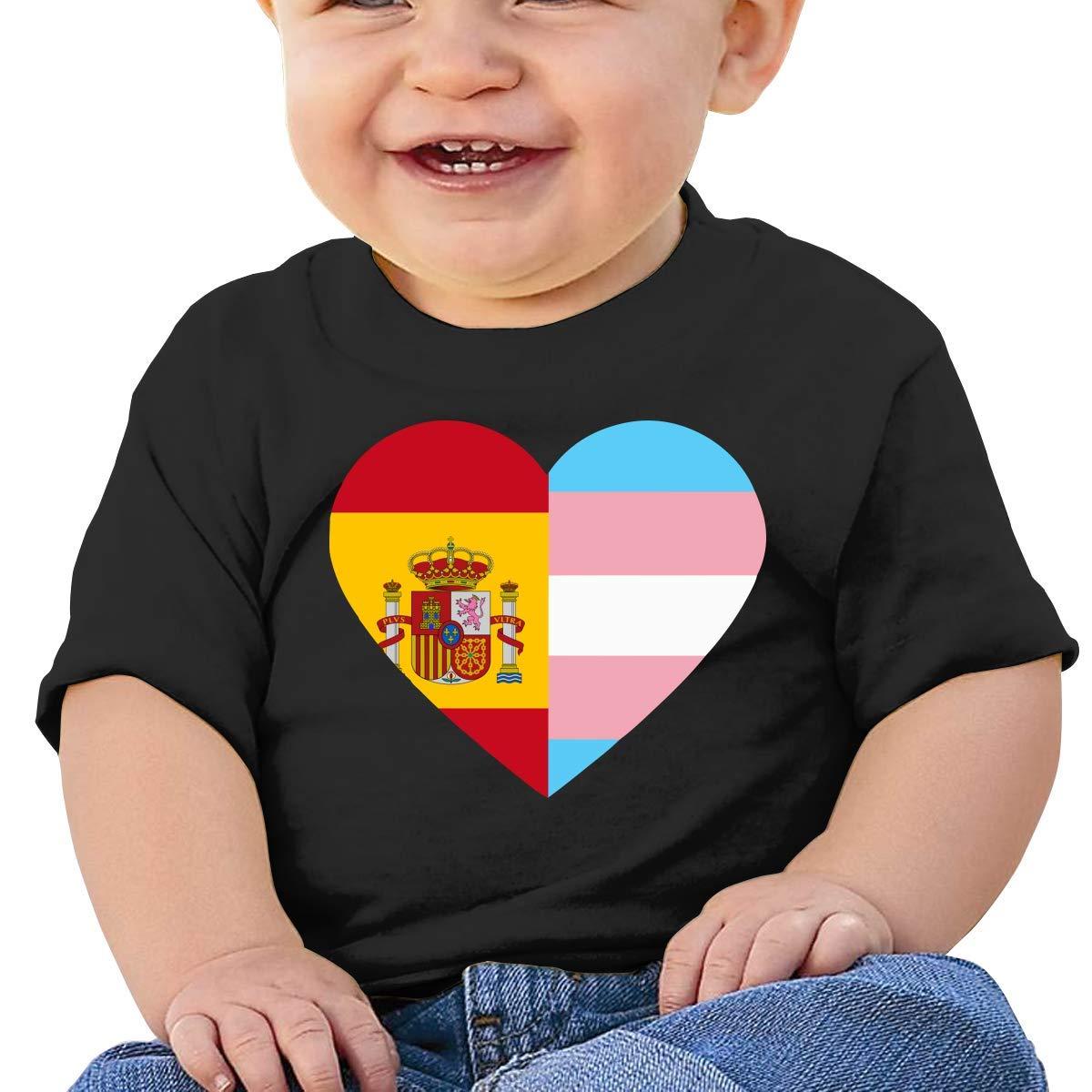 STARKLY Australian Flag Soccer Football11 Baby Boy Newborn Short Sleeve Tee Shirt 6-24 Month 5 Tops