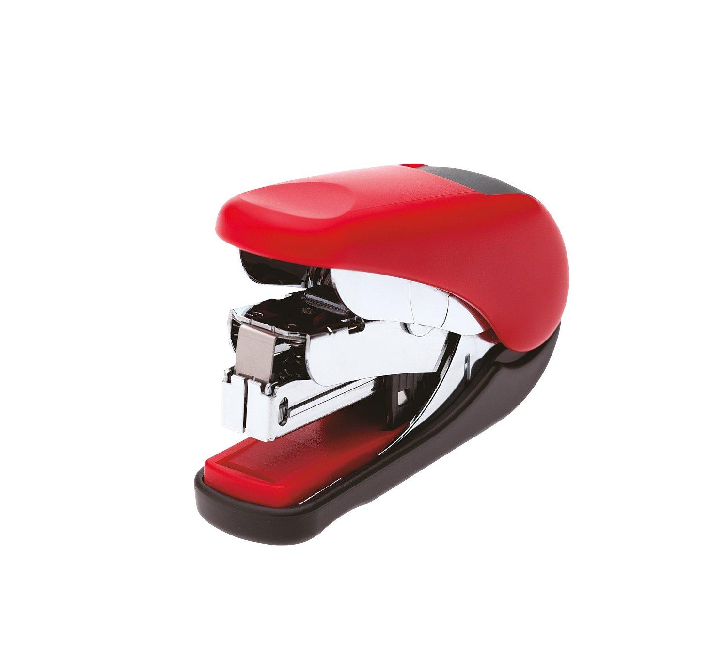 PLUS Japan Mini cucitrice a meccanismo facilitato ST-010V fino a 20 fogli, bianca, punti n. 10 Plus Europe GmbH ST-010V WHITE