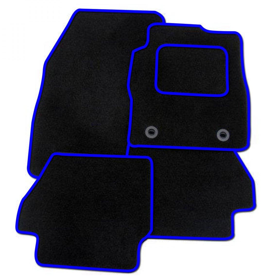 FORD FOCUS ST (2005-2011) BLACK + BLUE TRIM TAILORED CAR FLOOR MATS CARPET Amazon.co.uk Car u0026 Motorbike  sc 1 st  Amazon UK & FORD FOCUS ST (2005-2011) BLACK + BLUE TRIM TAILORED CAR FLOOR ... markmcfarlin.com