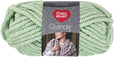 Coats Yarn E826-110 Red Heart Grande Yarn-Aran 3Pk