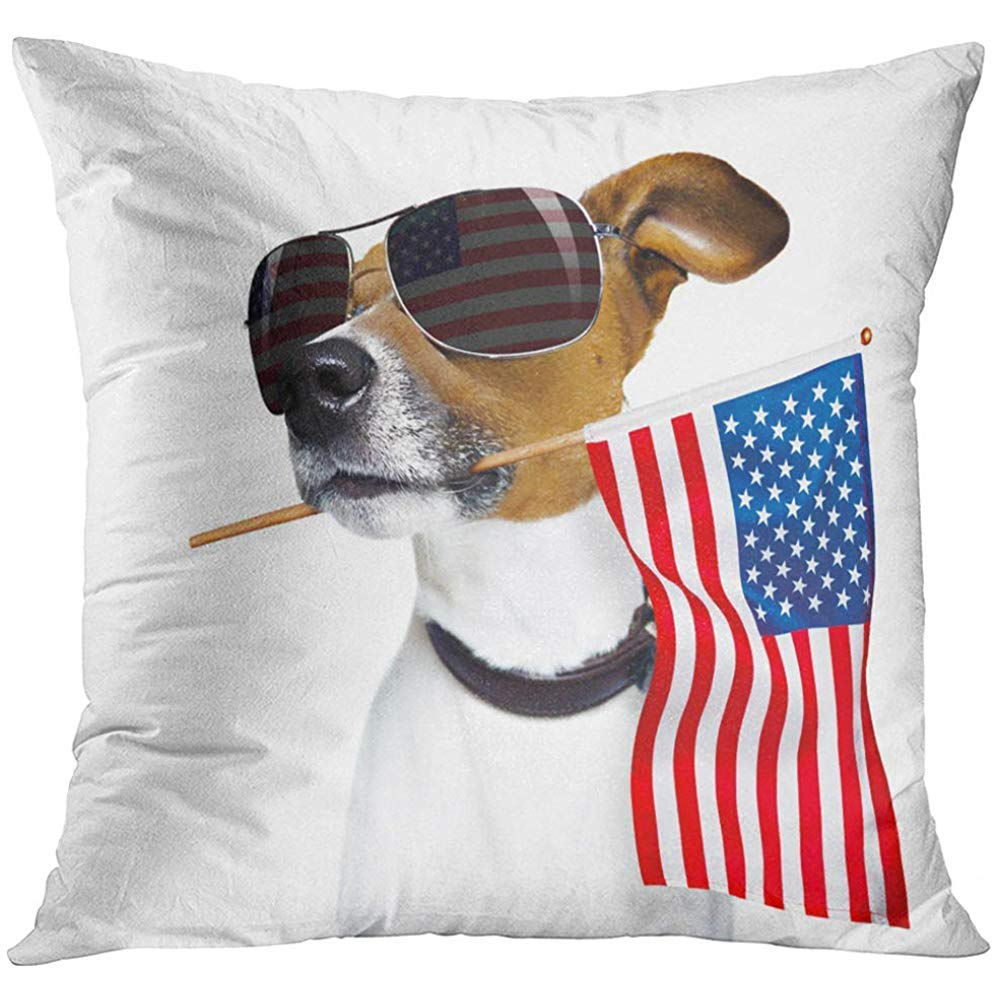 Amazon.com: Funda de almohada con diseño de cuarto Jack ...