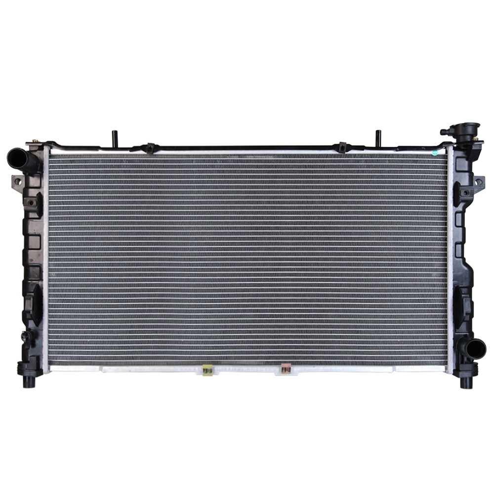Prime Choice Auto Parts RK1116 Aluminum Radiator