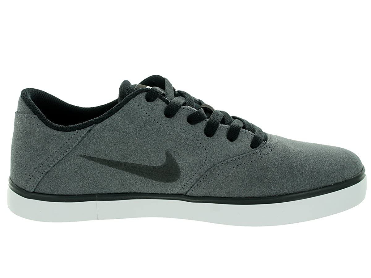 Amazon.com | Nike SB Check Mens Trainers 705265 Sneakers Shoes (UK 7 US 8 EU 41, Dark Grey Black White 011) | Skateboarding