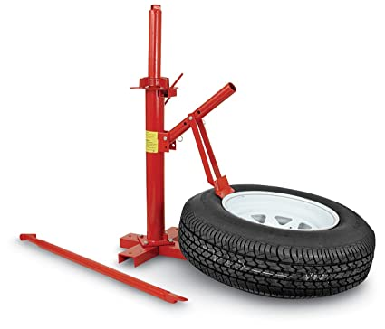 amazon com powerlift manual tire changer base 15 3 8 18 1 2 rh amazon com Motorcycle Tire Changer Manual Tire Changer Replacement Parts