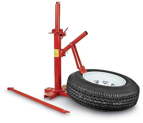 manual portable tire changer