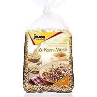 Jason捷森六种谷物麦片1KG(德国进口)