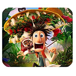 Cartoon Movie Cloudy with a Chance of Meatballs Customized Rectangle Mousepad