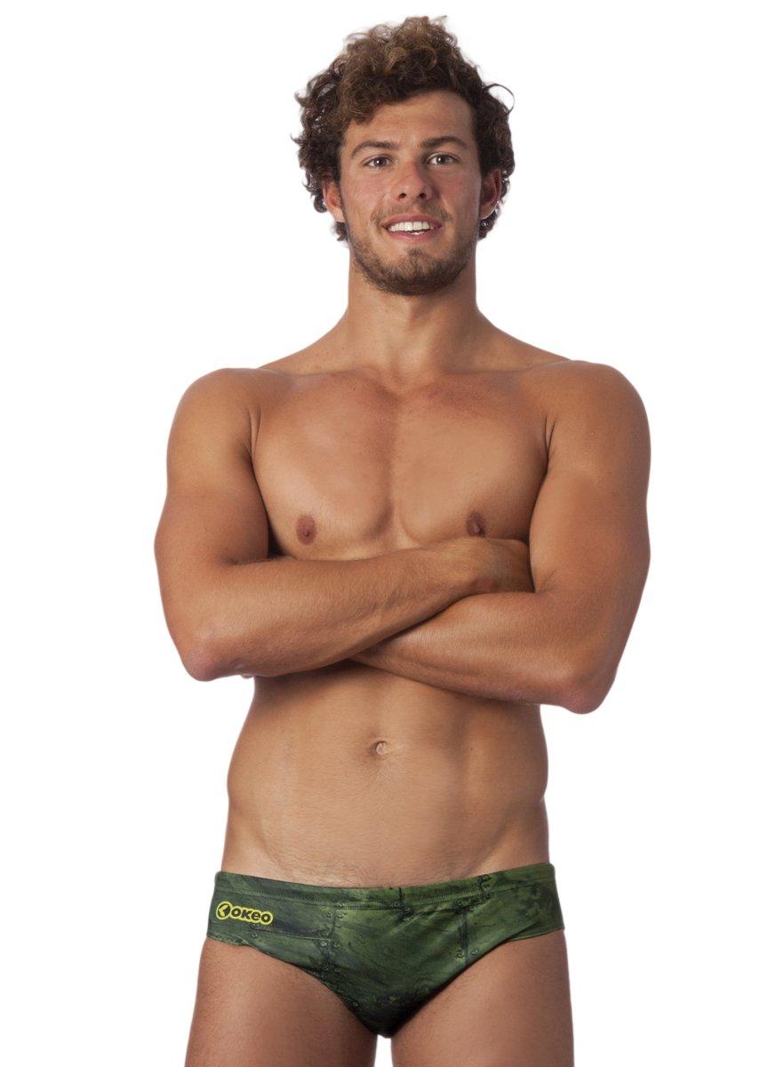 Okeo RYAN- Costume slip uomo per il nuoto