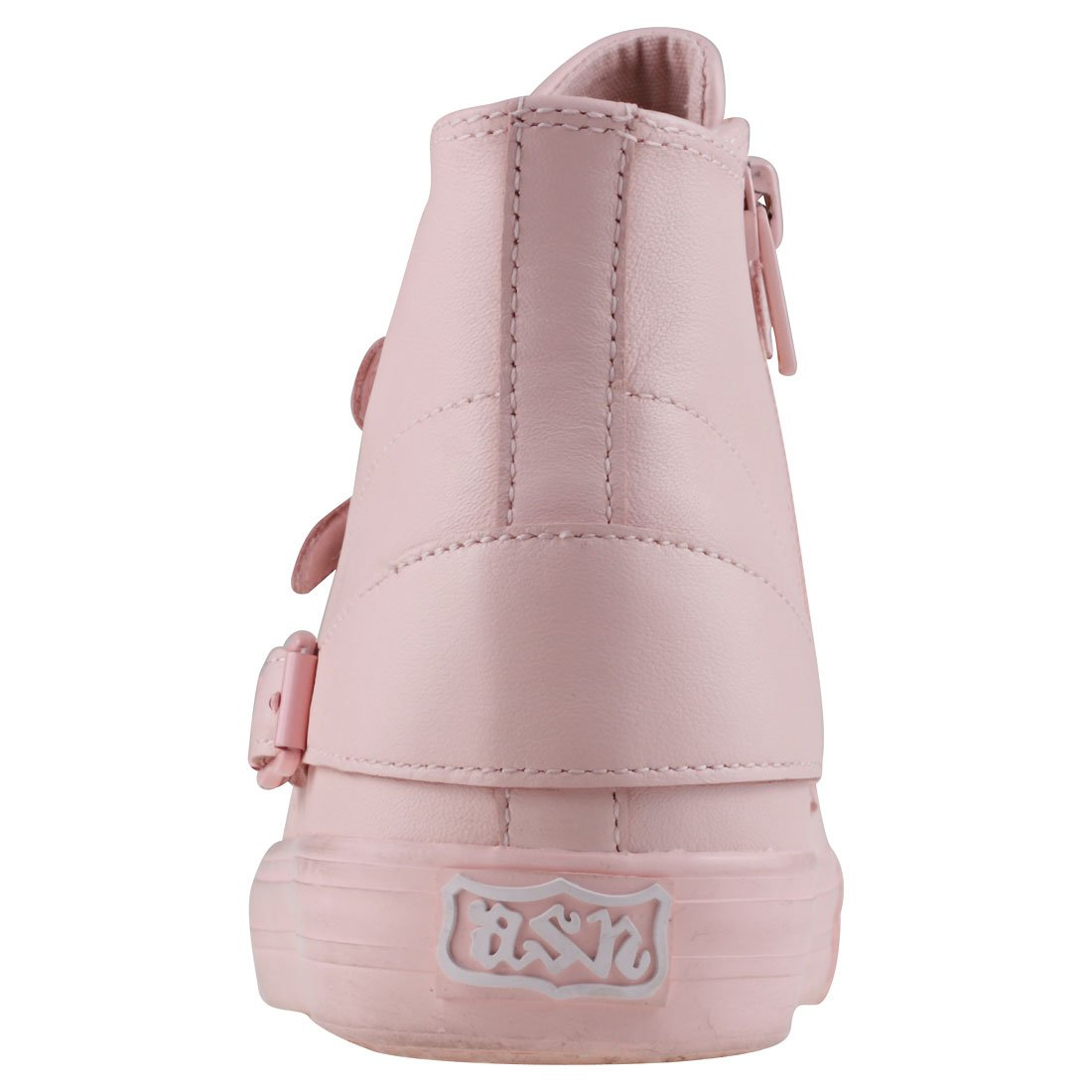 Ash En Venus Cuir Powder Femme Chaussures W2IDE9YH