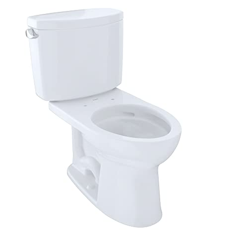 TOTO CST454CEFG#01 Drake II 2-Piece Toilet