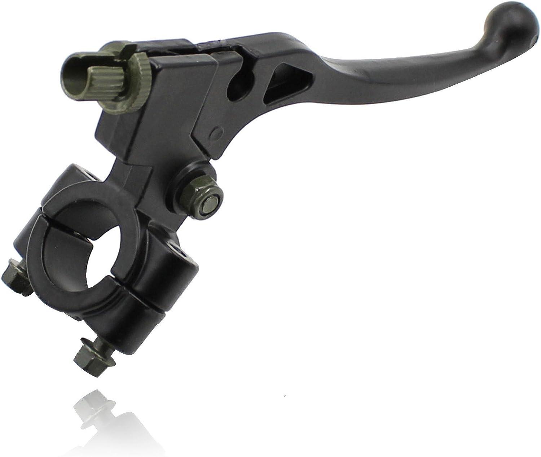 125CC Pit Dirt Bike Parts Clutch Brake Lever Perch for 22mm 7//8 inch Handlebar 50CC