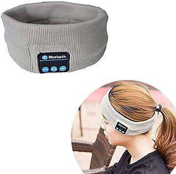 Anti Bruit Sommeil Bandeau Casque Masque De Sommeil Anti Bruit Blanc Amazon Fr High Tech