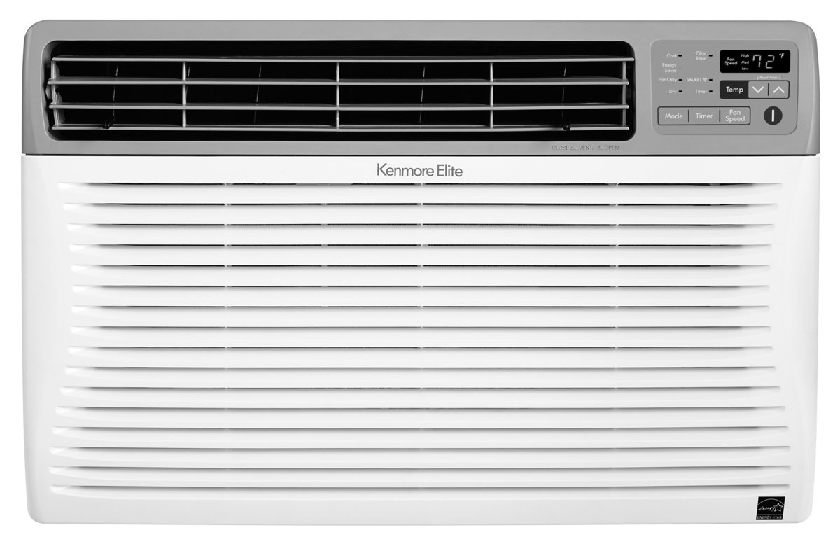 Kenmore Smart 12,000 BTU Room Air Conditioner - Compatible with Amazon Alexa