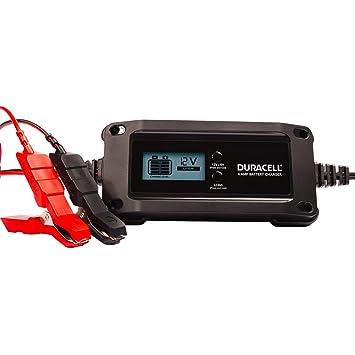 Amazon.com: Duracell DRMC4A - Cargador de batería con ...
