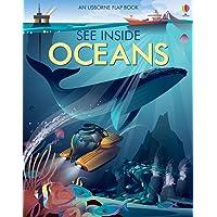 Océanos y mares para niños