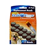 PediPaws Replacement Filing Heads 12 Replacement