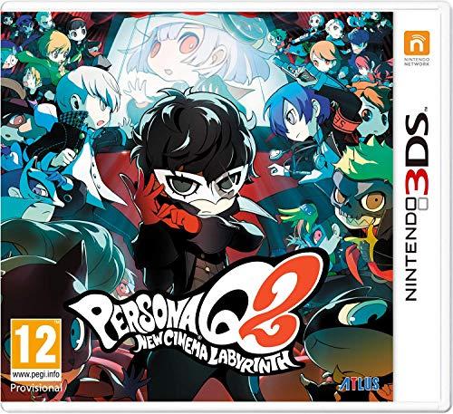 - Persona Q2: New Cinema Labyrinth (Nintendo 3DS)
