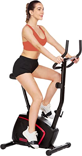 ANCHEER Magnetic Upright Exercise Bike
