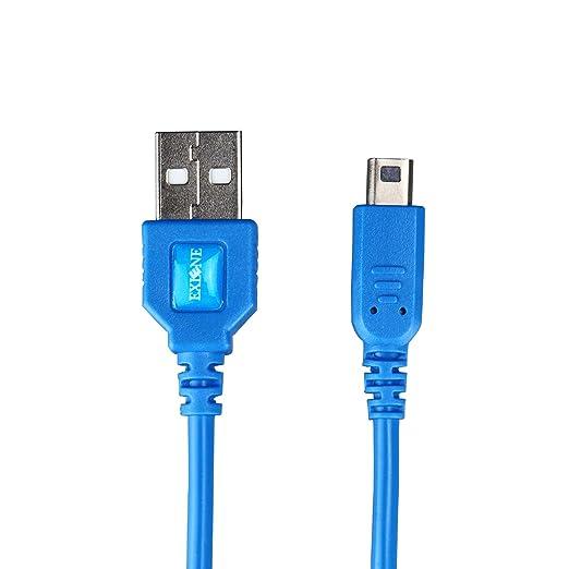 52 opinioni per Exlene® Nintendo 3DS Cavo USB Power Charger Gioca durante la ricarica per