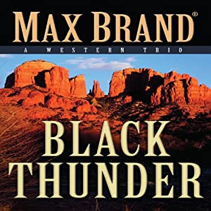 Black Thunder Audiobook