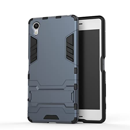 reputable site d2945 2dd9d KaTelin Sony Xperia X Case - 3 Layer Holster Combo Shockproof [Drop ...
